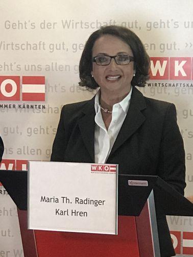Maria Theresia Radinger