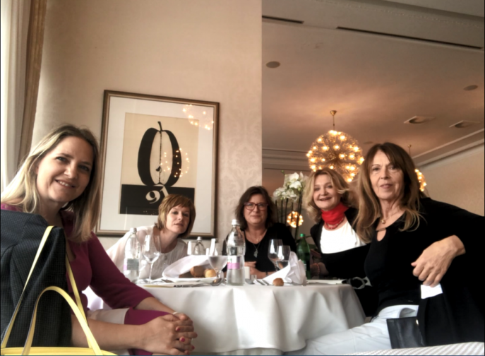 Poslovno srečanje podjetnikov štirih držav v Kranju