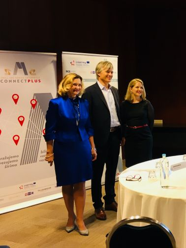 Poslovna konferenca na Bledu