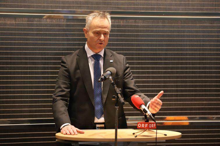 SGZ-Präsident Benjamin Wakounig