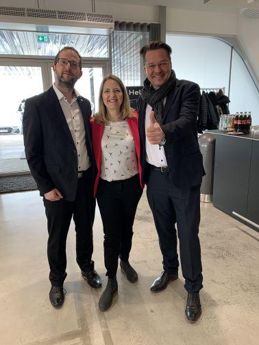 Wirtschaftsdelegation nach München