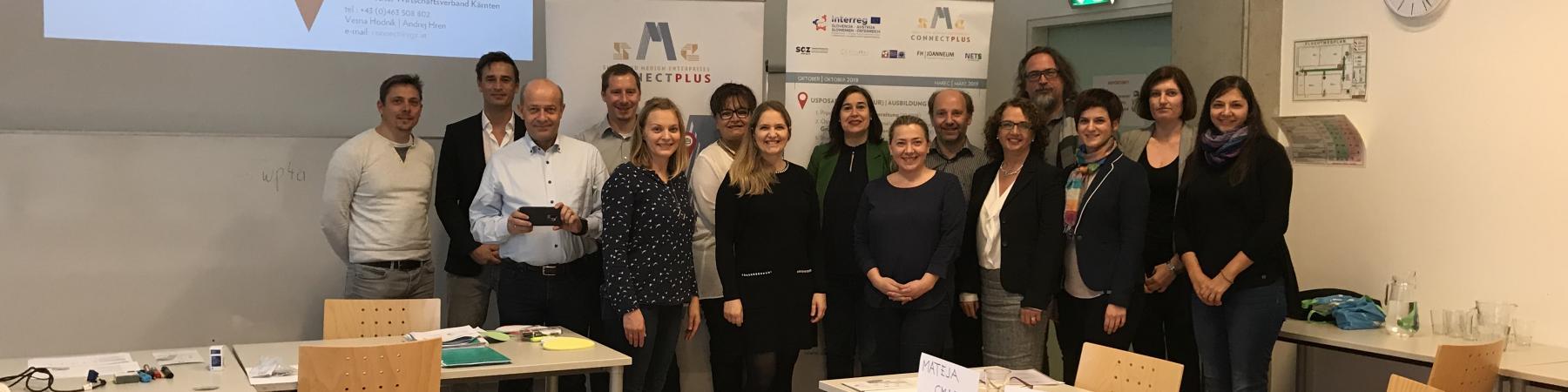 Udeleženci iz Avstrije