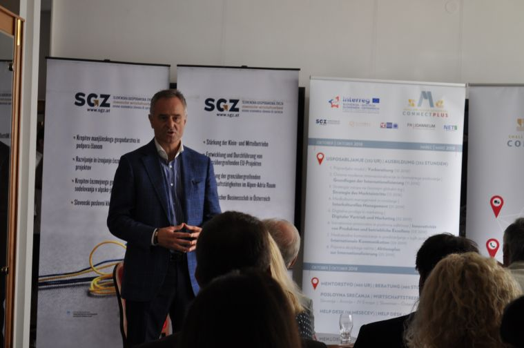 SGZ, Benjamin Wakounig, predsednik