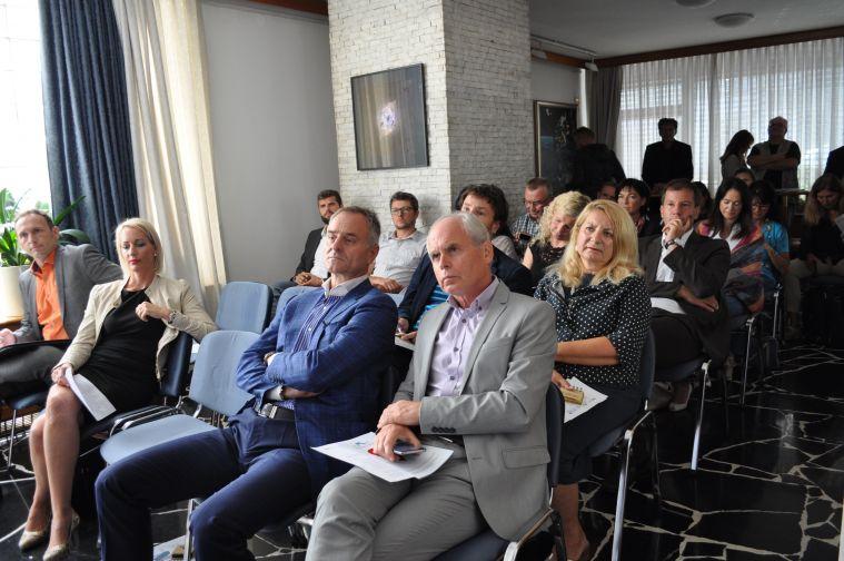 udeleženci Connect SME PLUS