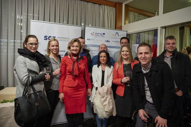 Connect SME Plus iz Slovenije mit Daniela Žagar (OOZ Kranj)