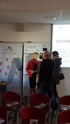 Export talk v Kranju