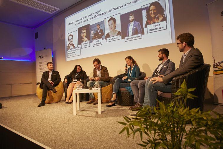 Milenijci o izzivih in priložnostih v regiji