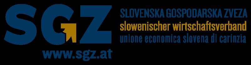 Slovenska gospodarska zveza v Celovcu - Slovenska gospodarska zveza v Celovcu logo